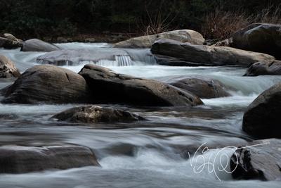 Big Sand Creek Rapids 1