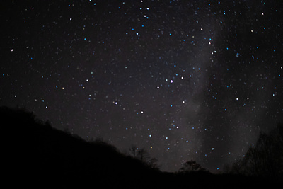 Savage River Milky Way